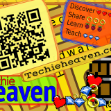 Join the Techie Heaven QR Code Treasure Hunt this Bank Holiday Monday!