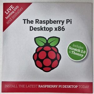 Raspberry Pi DVD